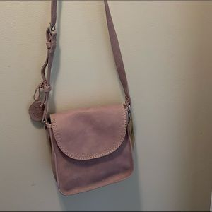 Canmore Crossbody Tribe - wood rose